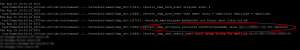 Correct attribute being read from LDAP show in the aaad.debug log
